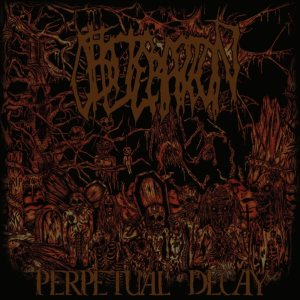 Obliteration - Perpetual Decay cover art