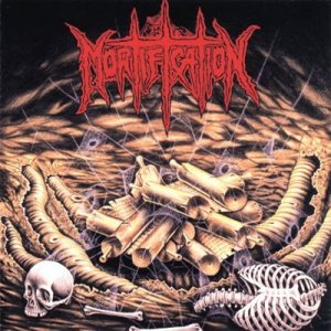 Mortification - Scrolls of the Megilloth cover art