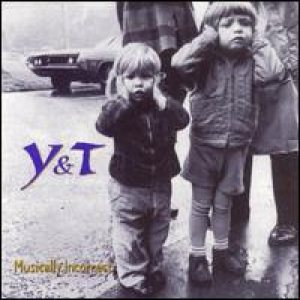 Y&T - Musically Incorrect cover art
