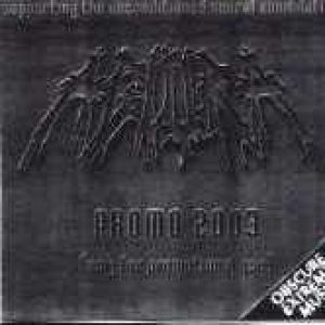 Abiura - Promo 2003 cover art