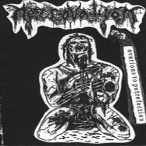 Necrovation - Ovations to Putrefaction cover art