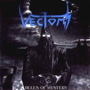 Vectom - Rules of Mystery cover art