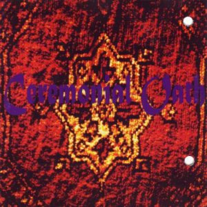 Ceremonial Oath - Carpet cover art