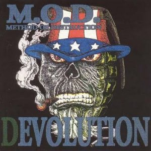 Method of Destruction - Devolution cover art