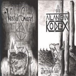 Atlantean Kodex - Vestal Claret / Atlantean Kodex cover art