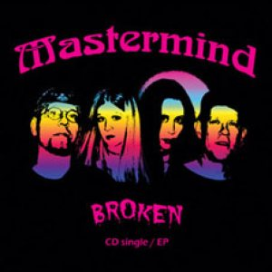 Mastermind - Broken cover art