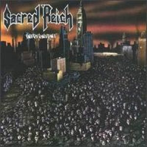 Sacred Reich - Independent cover art
