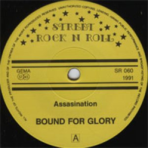 Bound for Glory - Assassination cover art