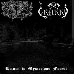 Erakko / Satanic Forest - Return to Mysterious Forest cover art