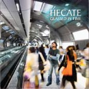 Hecate - Glassed in Time cover art
