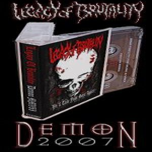 Legacy of Brutality - Demon 2007 cover art