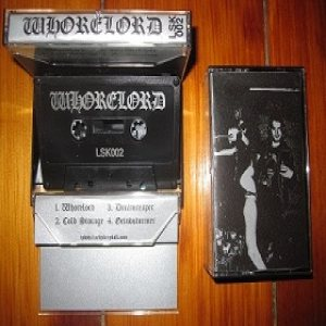 Whorelord - Whorelord cover art