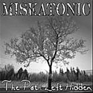 Miskatonic - The Path Left Hidden cover art