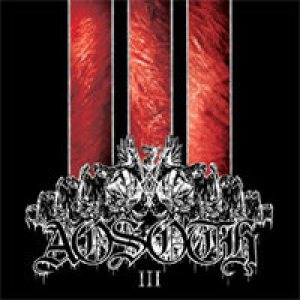 Aosoth - III cover art