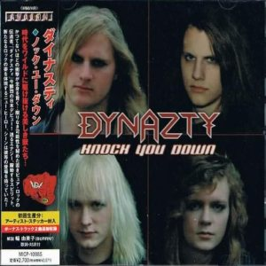 Dynazty - Knock You Down cover art