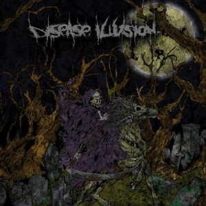 Disease Illusion - Reality Behind the Illusions of Life cover art