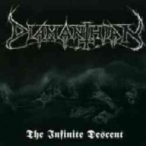 Diamanthian - The Infinite Descent cover art