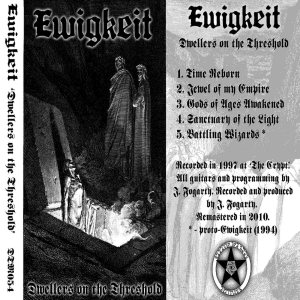 Ewigkeit - Dwellers on the Threshold cover art