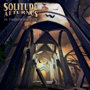 Solitude Aeturnus - In Times of Solitude cover art