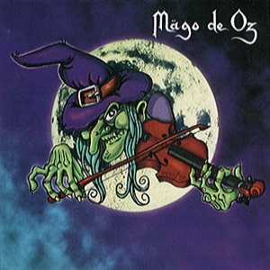 Mago De Oz - La Bruja cover art