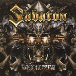 Sabaton - Metalizer cover art