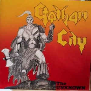 Gotham City - The Unknown cover art