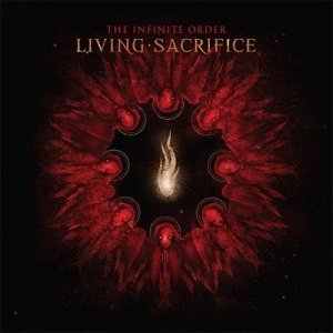 Living Sacrifice - The Infinite Order cover art