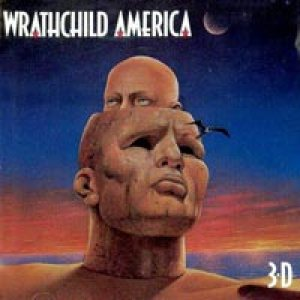 Wrathchild America - 3-D cover art