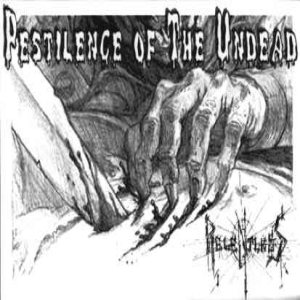 Relentless - Pestilence of the Undead cover art