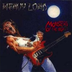 Heavy Load - Monsters of the Night cover art