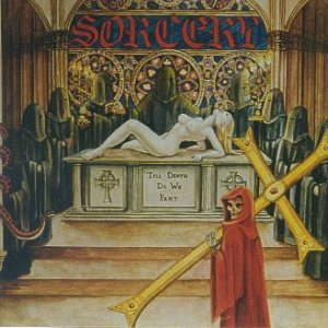 Sorcery - Till Death Do We Part cover art
