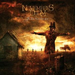 Novembers Doom - The Pale Haunt Departure cover art
