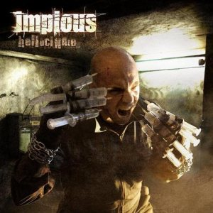 Impious - Hellucinate cover art