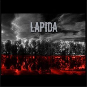 Lapida - Promo CD cover art