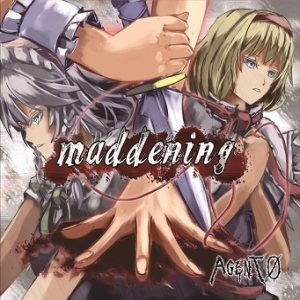 Agent 0 - maddening cover art