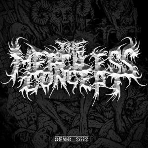 The Merciless Concept - Demo 2012 cover art