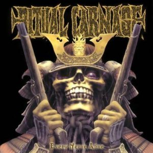 Ritual Carnage - Every Nerve Alive cover art