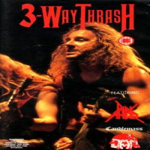 D.A.M. - 3-Way Thrash cover art