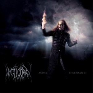 Nycticorax - Anima Tenebrarum cover art