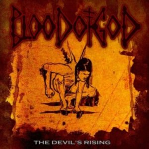 Blood of God - The Devil's Rising cover art