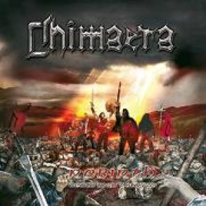 Chimaera - Rebirth - Death Won't Stay Us cover art