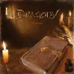 Dragony - Legends cover art