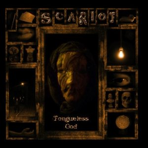 Scariot - Tongueless God cover art