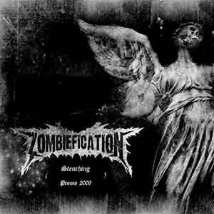 Zombiefication - Stenching... Promo 2009 cover art