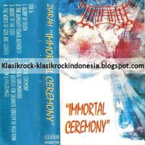 Ziarah - Immortal Ceremony cover art