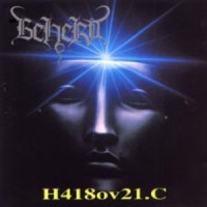 Beherit - H418ov21.C cover art