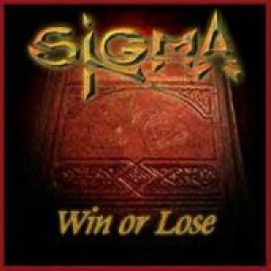 Sigma - Win or Lose cover art