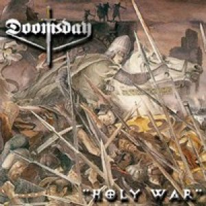 Doomsday - Holy War cover art