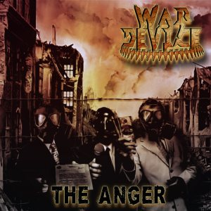 War Device - The Anger cover art