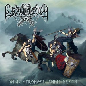 Graveland - Will Stronger Than Death cover art